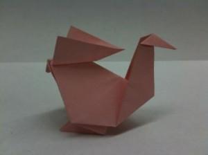 Practice chicken